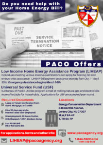 LIHEAP Flyer (English)